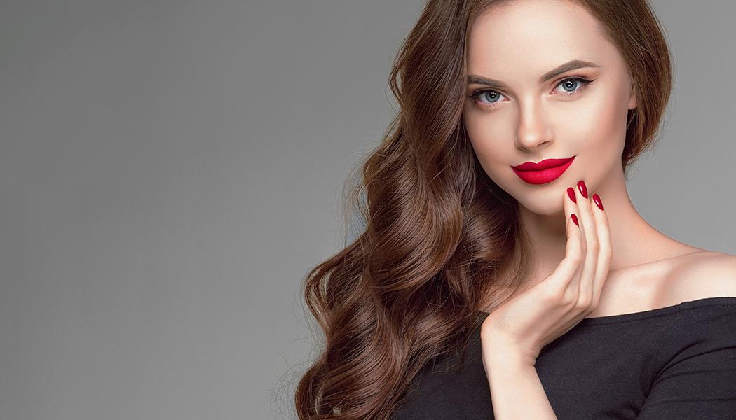Make-up & Beauty Model